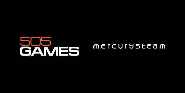505 Games MercurySteam Banner