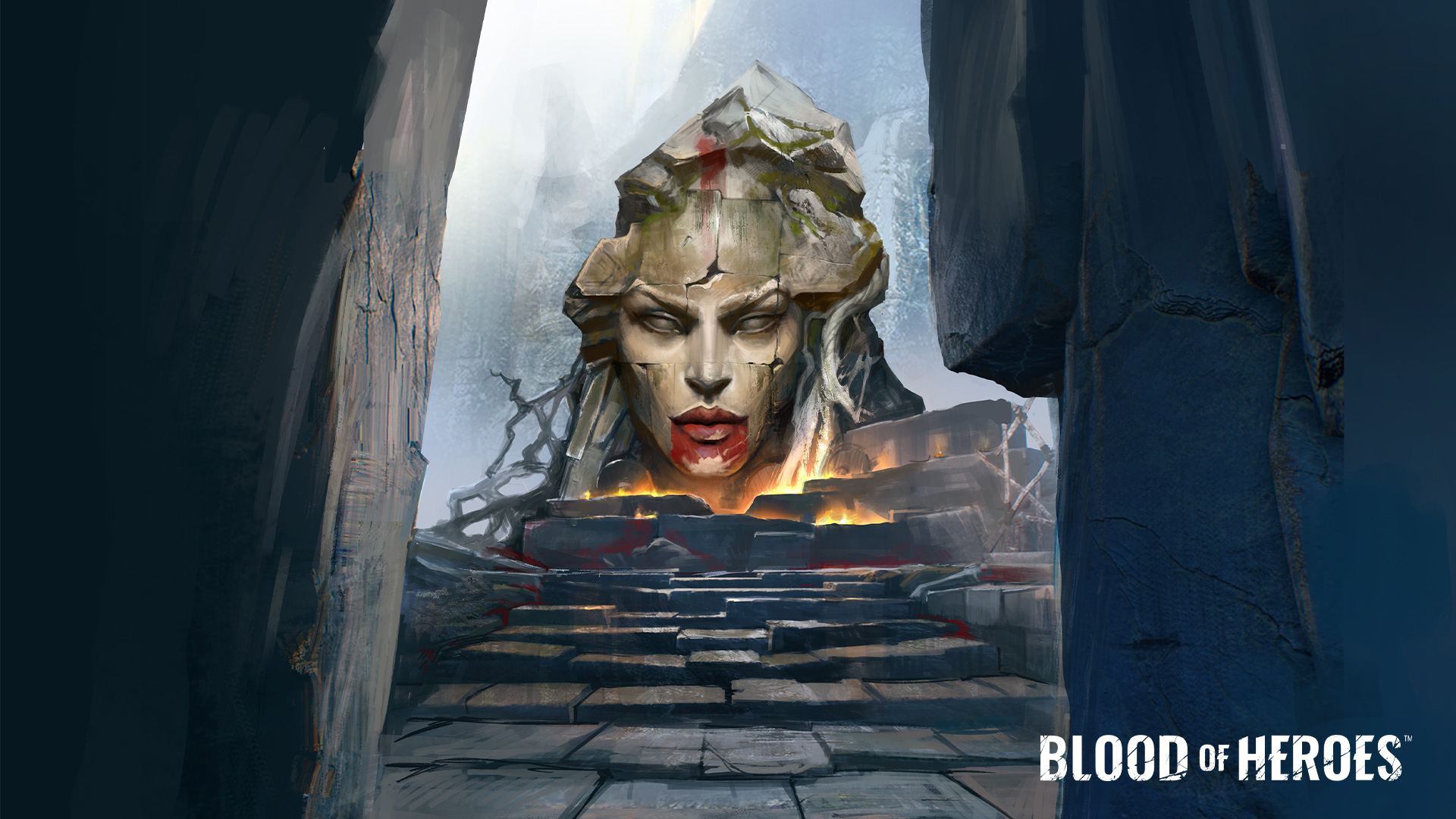 Blood of Heroes Concept Art