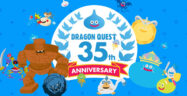 Dragon Quest 35th Anniversary Special Live Stream Banner