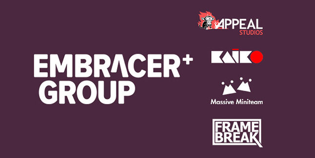 Embracer Group Banner