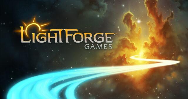 Lightforge Games Banner