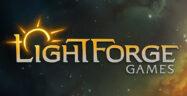 Lightforge Games Logo Banner