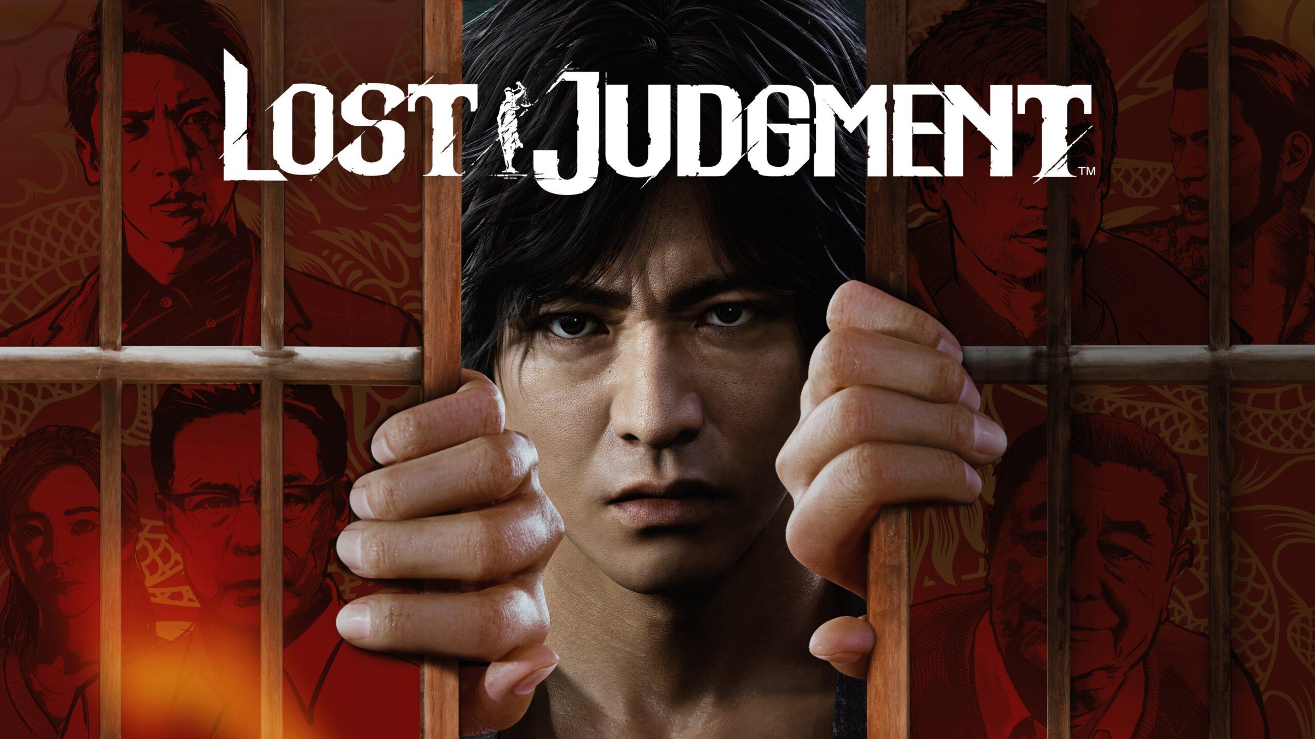 Lost Judgment Key Visual