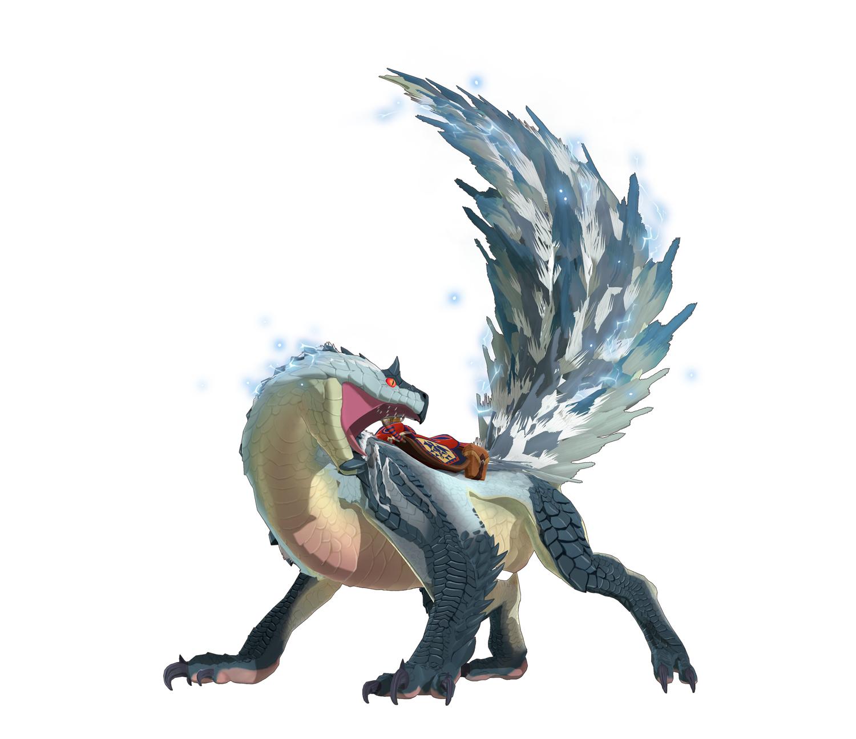 Monster Hunter Stories 2 Wings of Ruin Concept Art 1