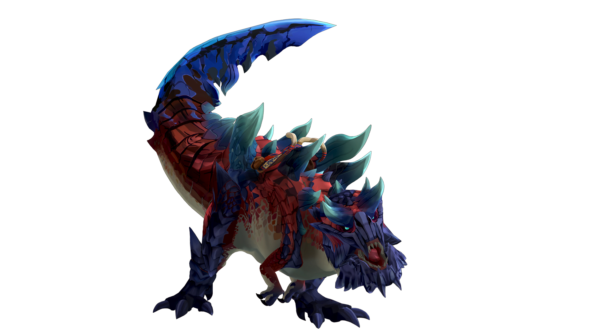Monster Hunter Stories 2 Wings of Ruin Concept Art 2