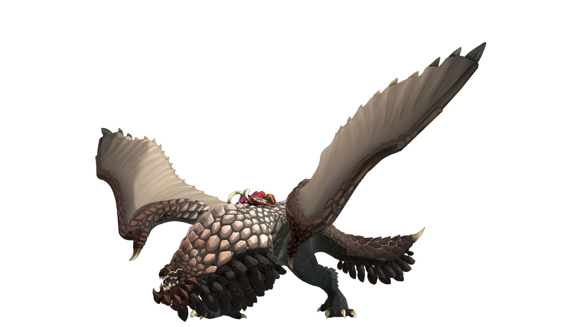 Monster Hunter Stories 2 Wings of Ruin Concept Art 4