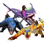 Monster Hunter Stories 2 Wings of Ruin Concept Art 5