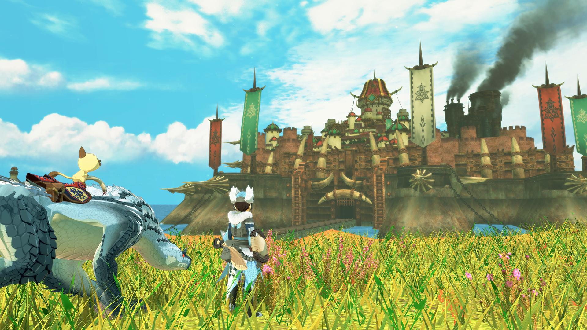 Monster Hunter Stories 2 Wings of Ruin Screen 18
