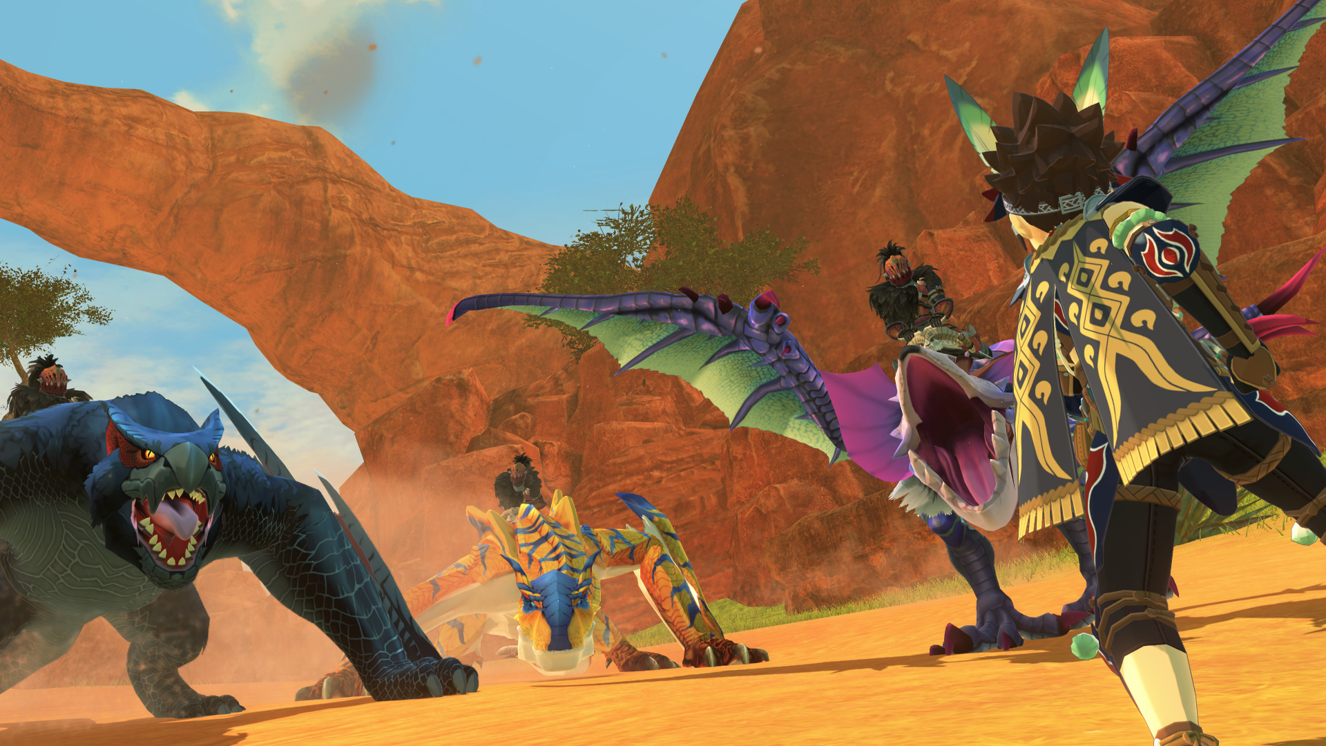 Monster Hunter Stories 2 Wings of Ruin Screen 24
