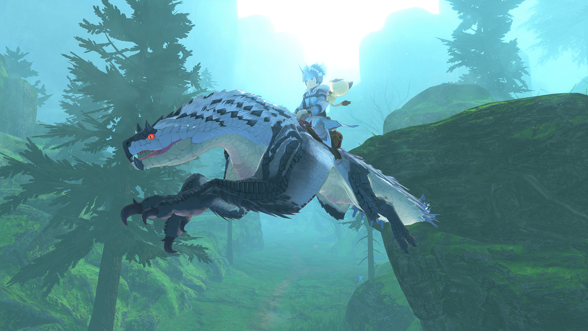 Monster Hunter Stories 2 Wings of Ruin Screen 32