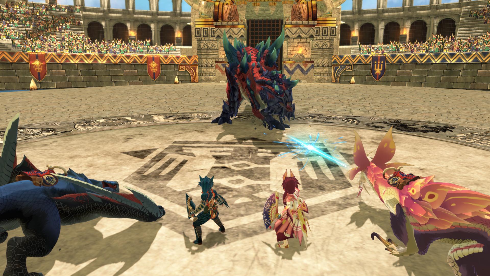 Monster Hunter Stories 2 Wings of Ruin Screen 4