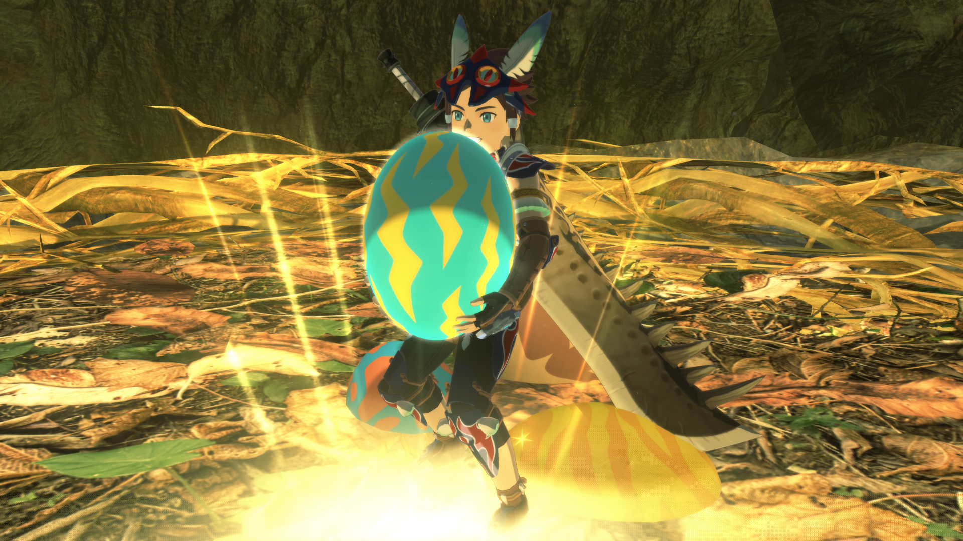 Monster Hunter Stories 2 Wings of Ruin Screen 5