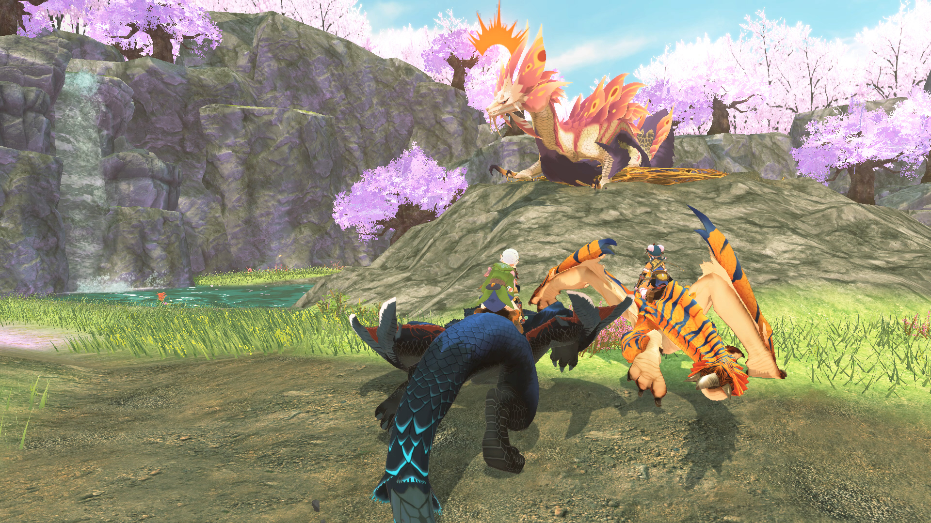 Monster Hunter Stories 2 Wings of Ruin Screen 6
