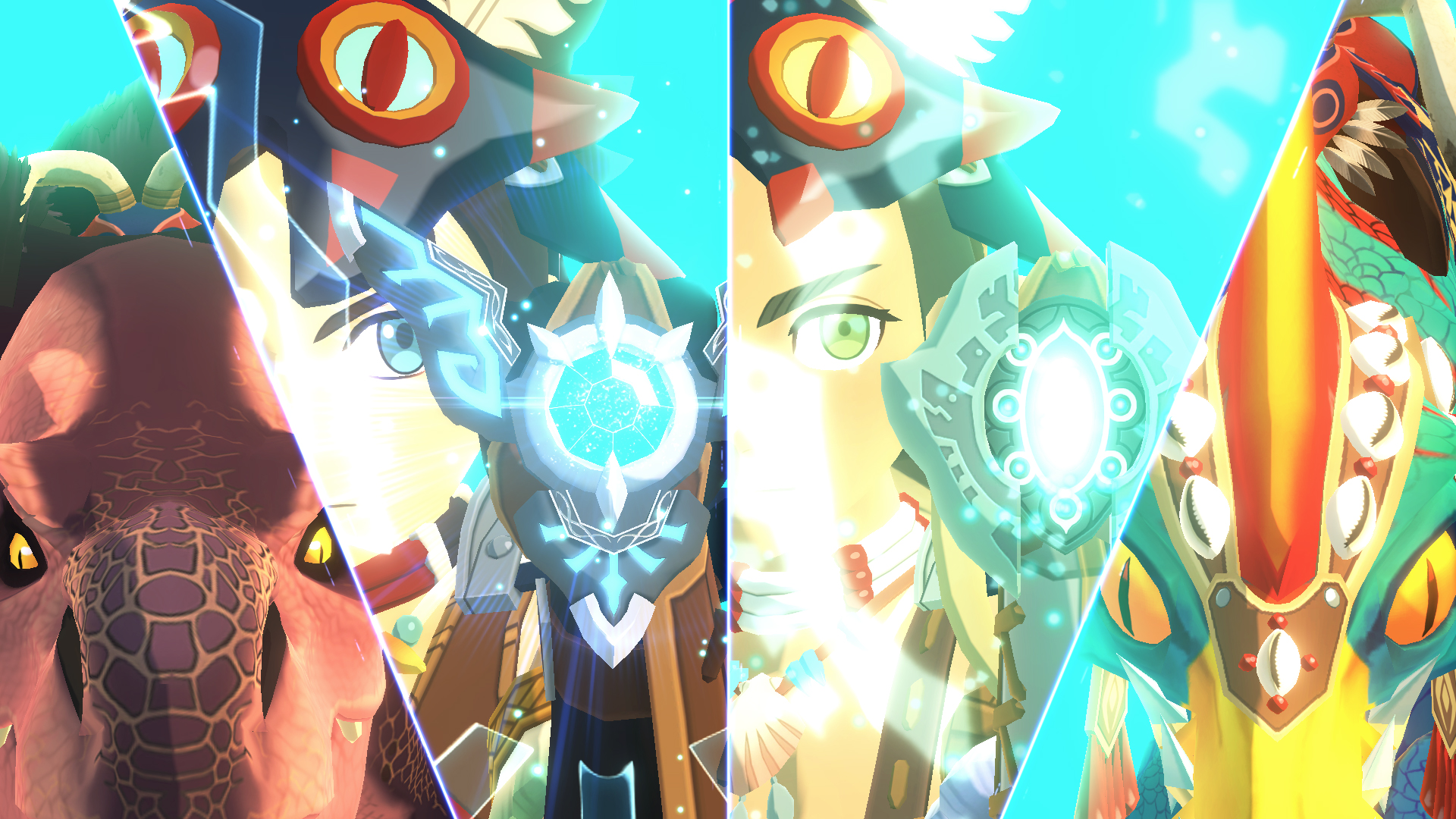 Monster Hunter Stories 2 Wings of Ruin Screen 8