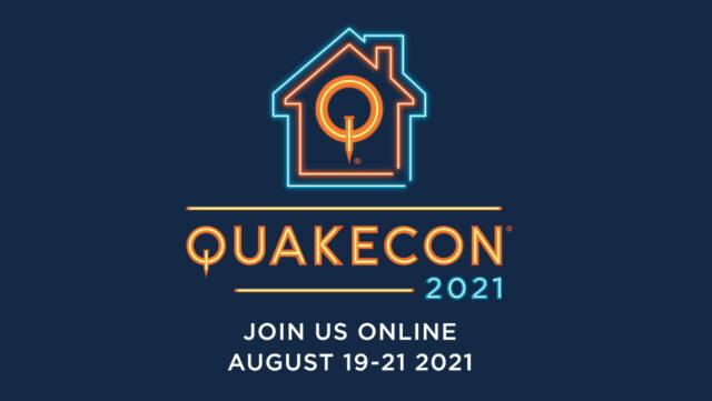 QuakeCon 2021 Banner