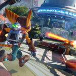 Ratchet and Clank Rift Apart Screen 1