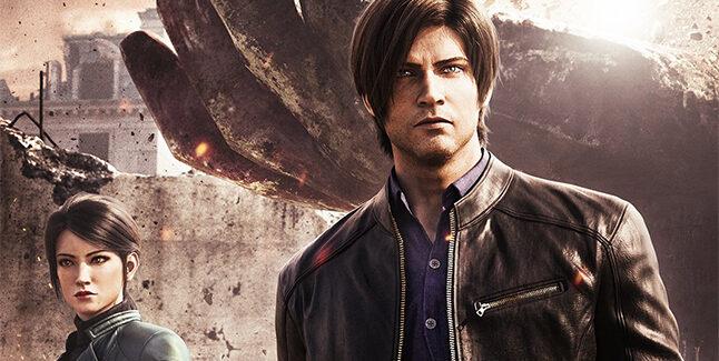 Resident Evil Infinite Darkness Banner