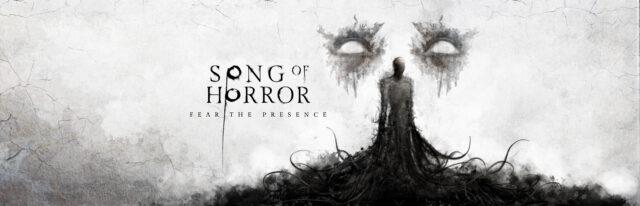 Song of Horror Cover Art
