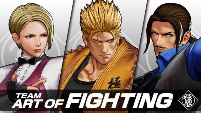 Team Art of Fighting Banner