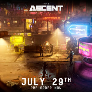 The Ascent Release Date Poster 1