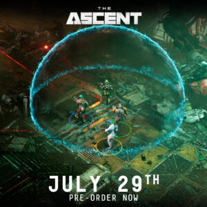 The Ascent Release Date Poster 2