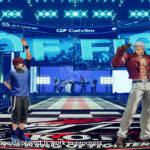 The King of Fighters XV Chris Screen 2