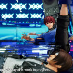The King of Fighters XV Chris Screen 4