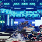 The King of Fighters XV Chris Screen 5