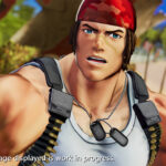 The King of Fighters XV Screen 1