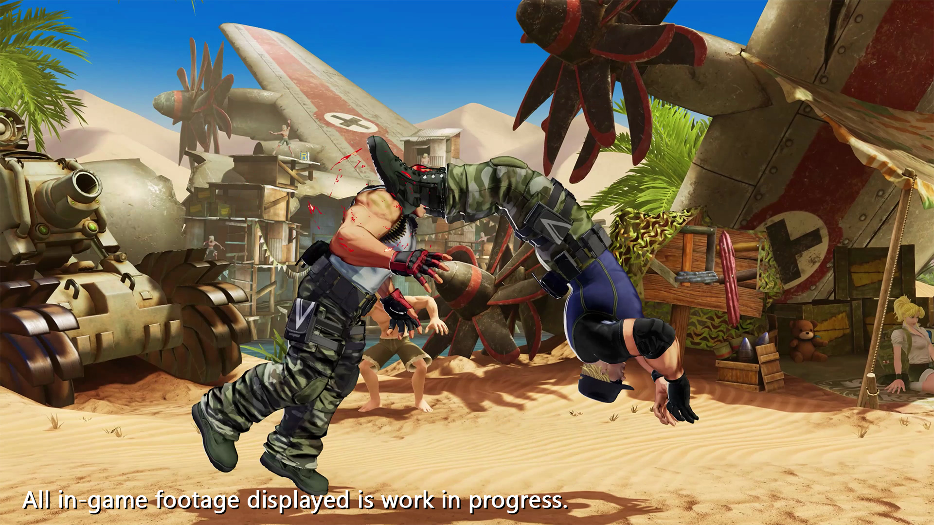 The King of Fighters XV Screen 2