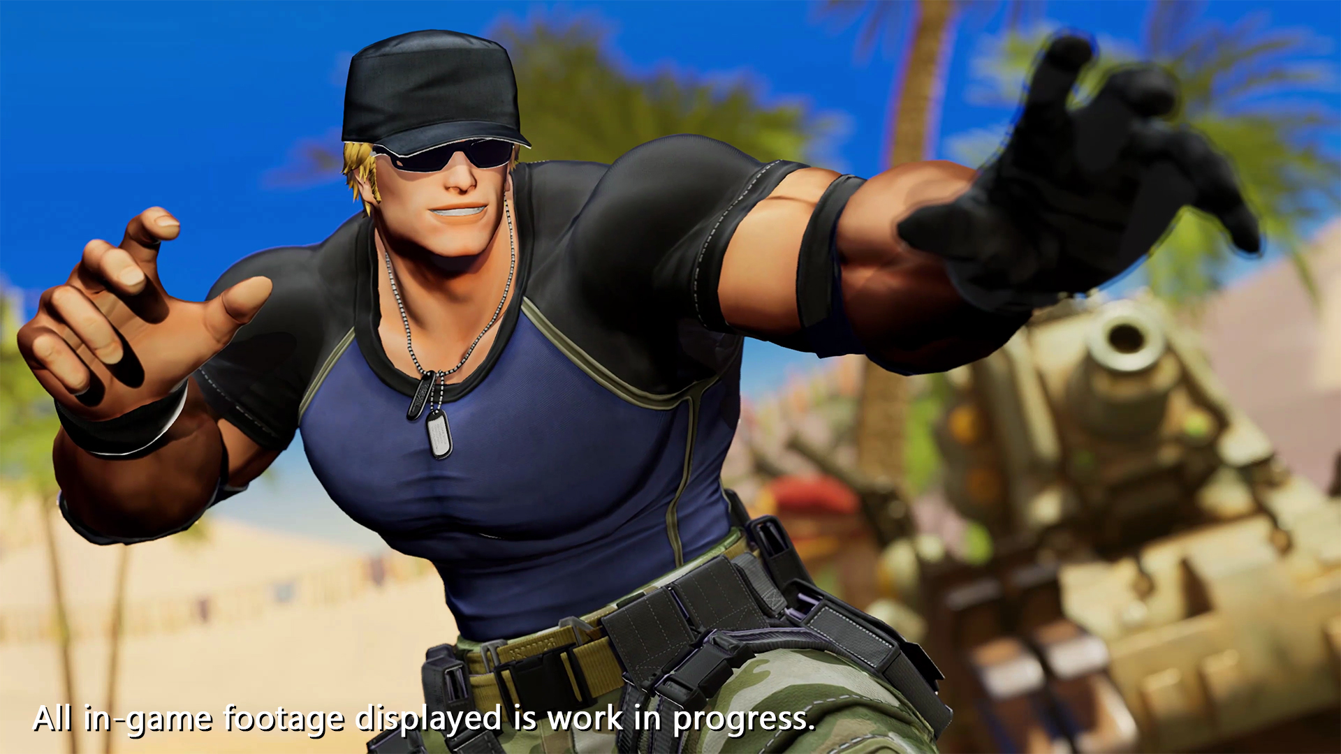 The King of Fighters XV Screen 4