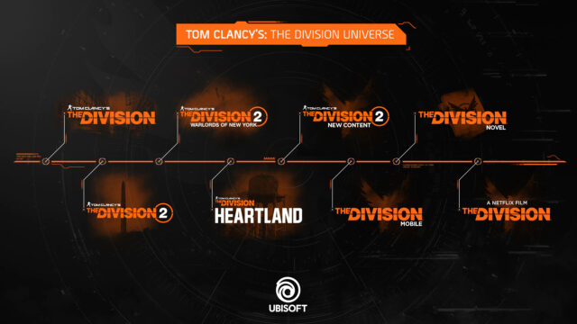 Tom Clancys The Division Universe Roadmap