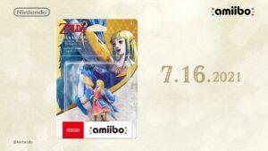Zelda & Loftwing amiibo - The Legend of Zelda Skyward Sword HD