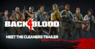 Back 4 Blood Characters Trailer