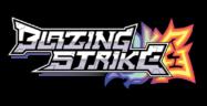 Blazing Strike logo