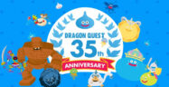 Dragon Quest 35th Anniversary Livestream Announcements