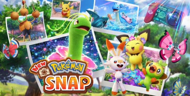 New Pokemon Snap Cheats