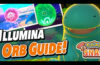 New Pokemon Snap Illumina Orbs & Crystablooms Locations Guide