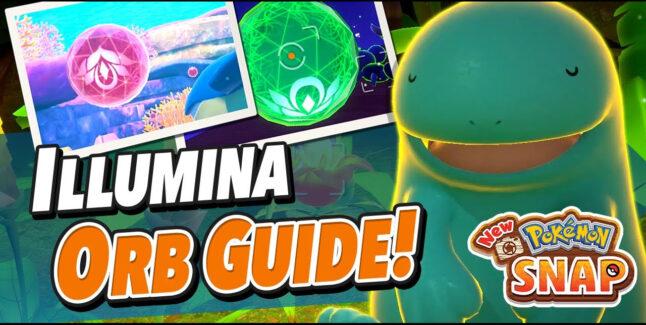 New Pokemon Snap Illumina Orbs & Crystablooms Locations Guide