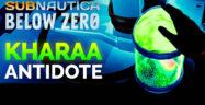 Subnautica 2: Below Zero Kharaa Antidote & Frozen Leviathan Location Guide