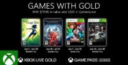 Xbox Games with Gold for June 2021 Lineup