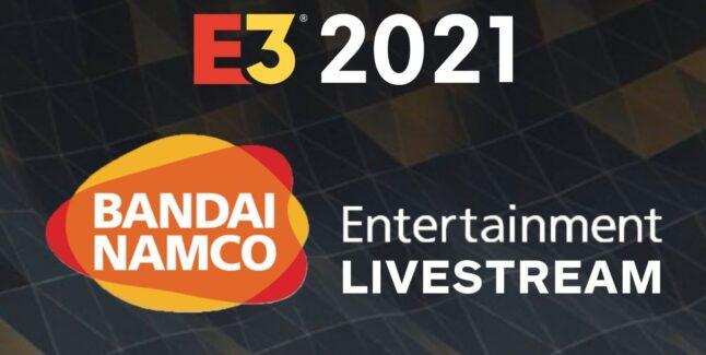 E3 2021 Bandai Namco Press Conference Roundup