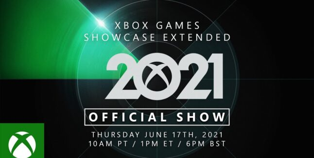 E3 2021 Xbox Games Showcase Extended Livestream Roundup