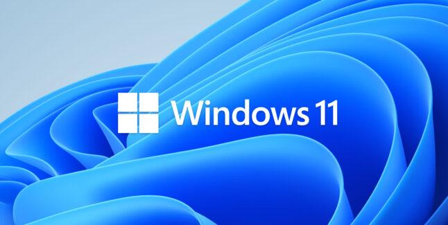 Microsoft Windows 11 OS Logo