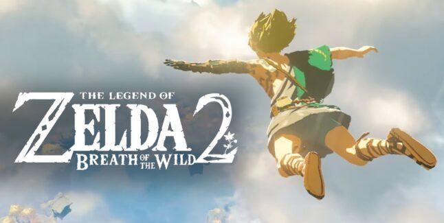 The Legend of Zelda: Breath of the Wild 2 Trailer Breakdown