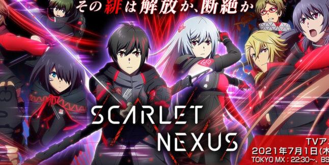 Where To Stream Scarlet Nexus Anime Season 1