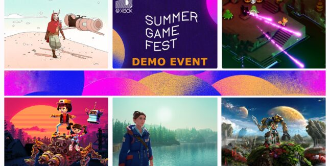 Xbox Summer Game Fest 2021 Demo Event