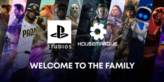 Returnal Developer Housemarque Joins Sony's PlayStation Studios