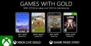 Xbox Games with Gold for July 2021 Lineup