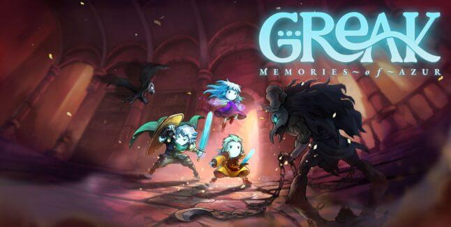 Greak: Memories of Azur Cheats